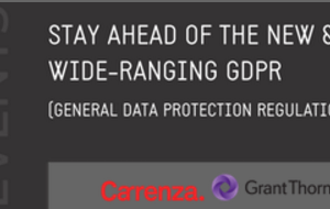 Prepare Now For GDPR And Avoid The Fines