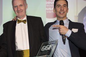 Greg O'Donoghue Receives GGF Lifetime Achievement Award