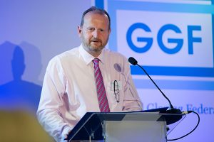 John Agnew MD of the GGF