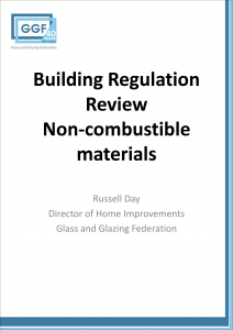 a4 ppt cover non-combustibility