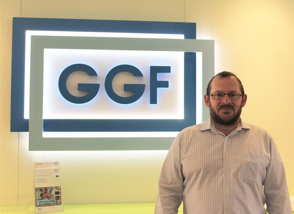 stephen bond chairman of ggf fire resistant glazing group