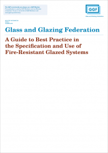 20.1 GGF Fire-resistant Glazing Guide 2018 cover