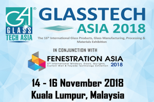 Federation to provide support to Glasstech Asia 2018