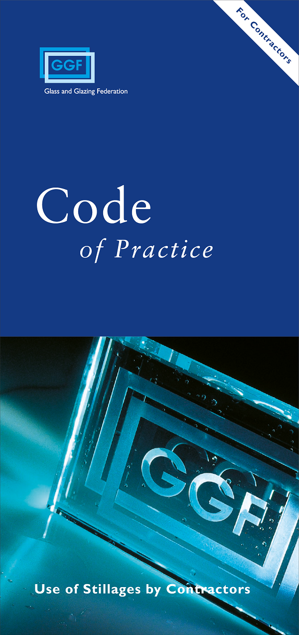 Code Of Practice – Use of Stillages (Contractors)