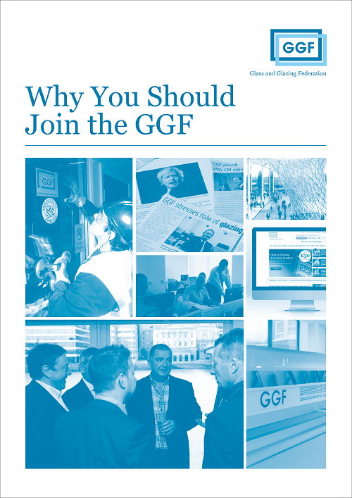 ggf membership brochure - why you should join
