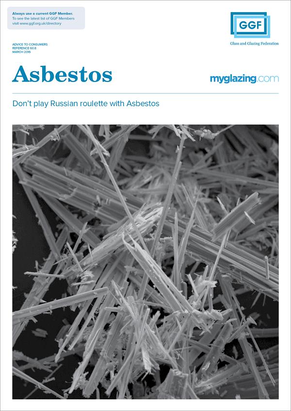 60.8 - Asbestos cover