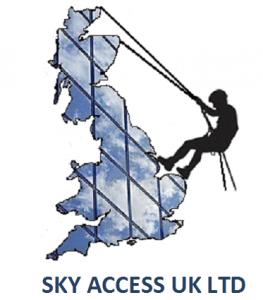 Sky Access logo