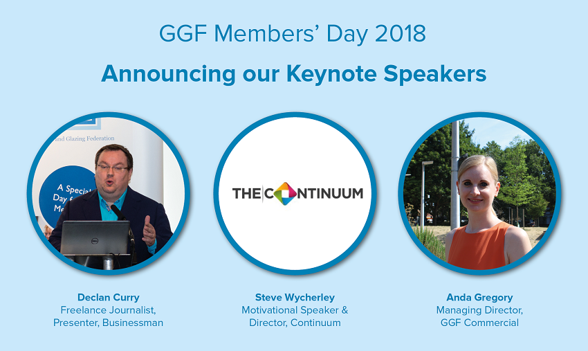 ggf members day 2018 keynote speakers