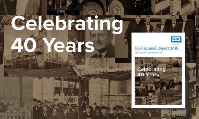 GGF - Celebrating 40 Years