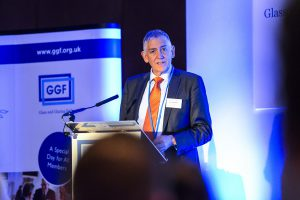 Kevin Buckley, GGF CEO speaking at Members Day 2018