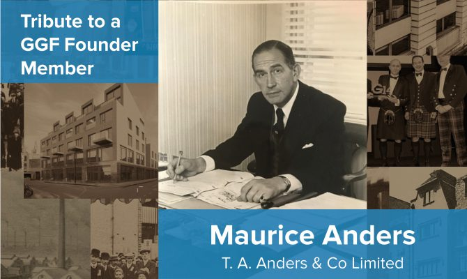 Maurice Anders - GGF Founder Member Tribute news image