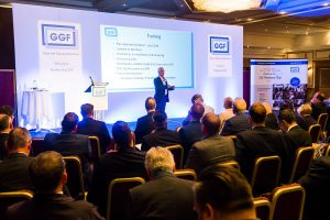 Richard Hearn, GGF Training presentation at GGF Members Day 2018