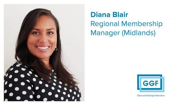 Diana Blair - GGF Regional Membership Manager (Midlands)