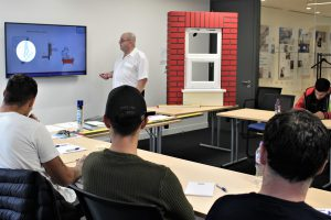 GGF training course for installers surveyors