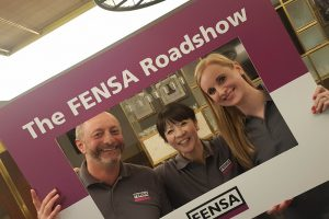 fensa roadshow staff