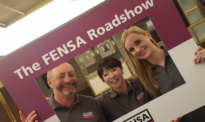 fensa roadshow staff