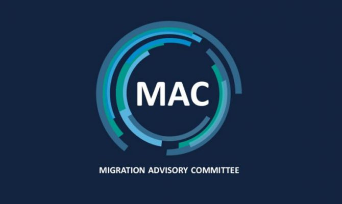 Migration Advisory -Committee