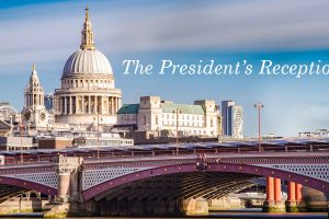 GGF looks forward to the President's Reception