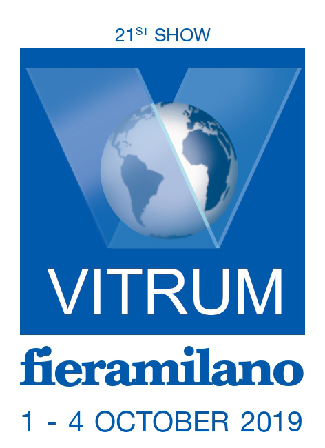 Vitrum Exhibition which takes place 1-4 October in Milan