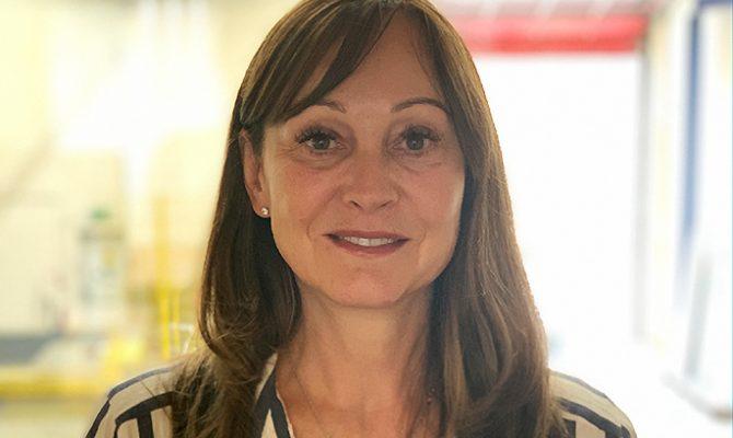 Gabby Mendham GGF board member