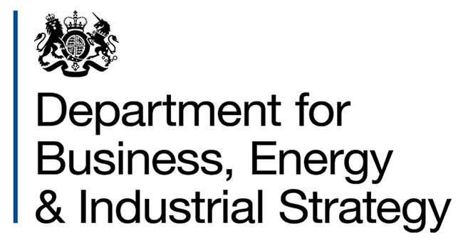 BEIS government logo