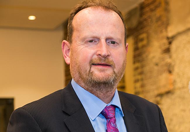 John Agnew - GGF President