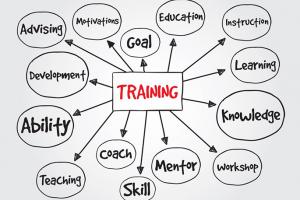 Training Map Graphic