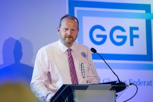 John Agnew - President of the GGF
