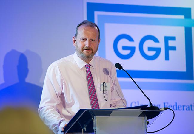 John Agnew - President of the GGF